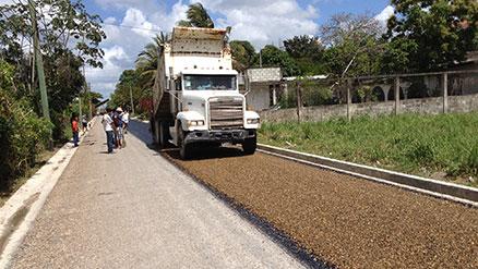 Santa Familia Road